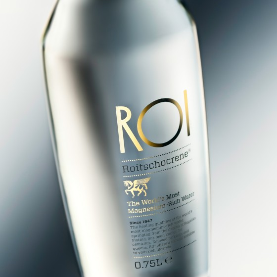 ROI Luxury Mineral Water