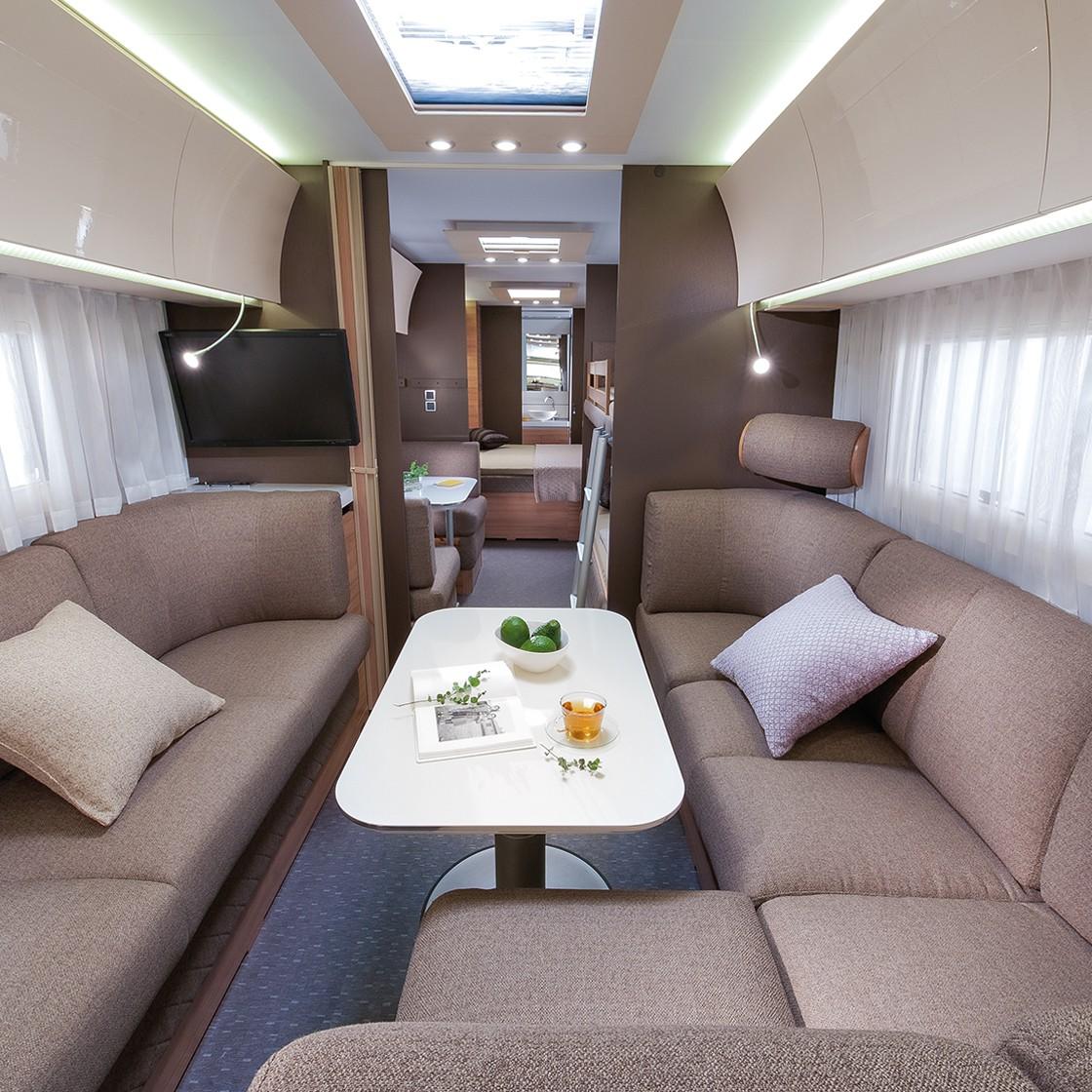 caravan interior design. Black Bedroom Furniture Sets. Home Design Ideas